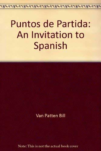 9780075573982: Puntos de Partida: An Invitation to Spanish