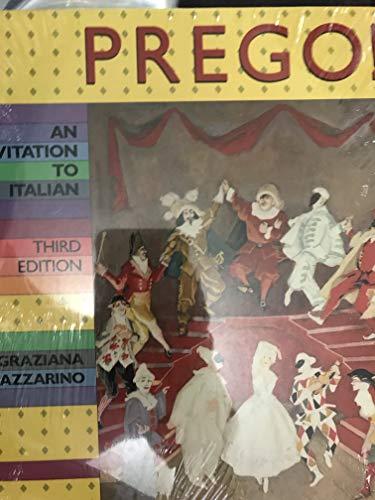 9780075574262: Prego!: An Invitation to Italian