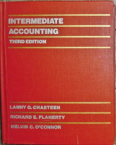 9780075576389: Intermediate Accounting
