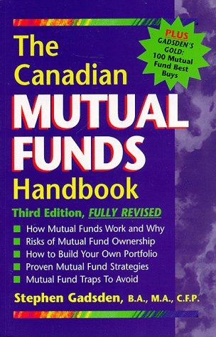 9780075601555: The Canadian Mutual Funds Handbook