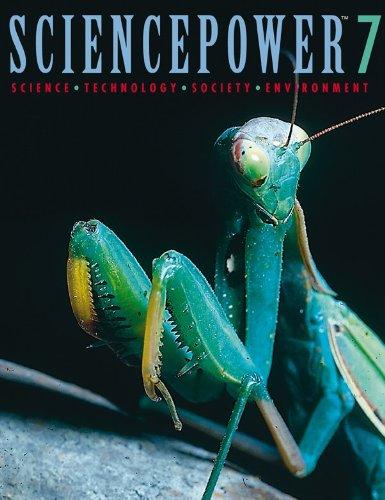 9780075603573: SCIENCEPOWER 7 Ontario Edition