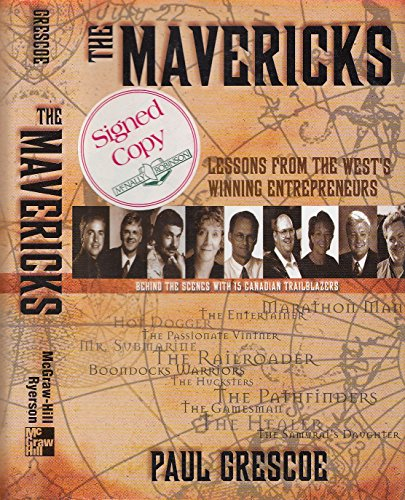 9780075604372: The Mavericks :  Lessons from the West's Winning Entrepreneurs