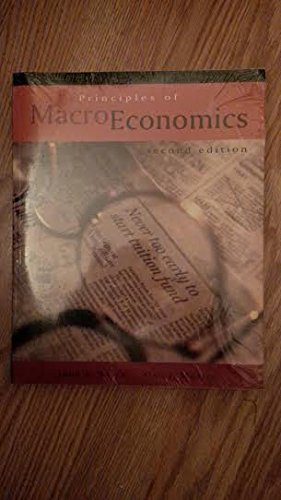 9780075604631: PRINCIPLES OF MACROECONOMICS