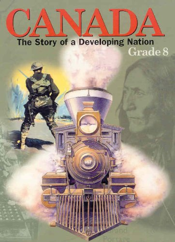 9780075607380: Canada: The Story of a Developing Nation