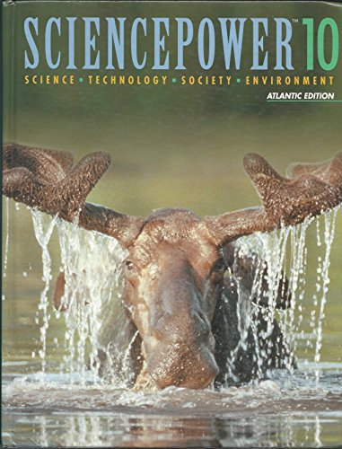 9780075609070: SCIENCEPOWER 10 Atlantic Canada Edition