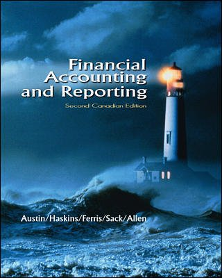 9780075609742: Financial Accounting & Reporting