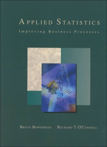 9780075610700: Applied Statistics