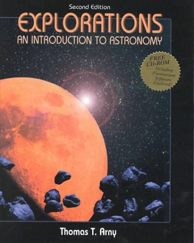 9780075611127: Explorations: An Introduction to Astronomy