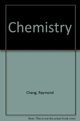 9780075612117: Chemistry, Sixth Edition, Package