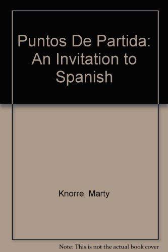 9780075616870: Puntos De Partida: An Invitation to Spanish