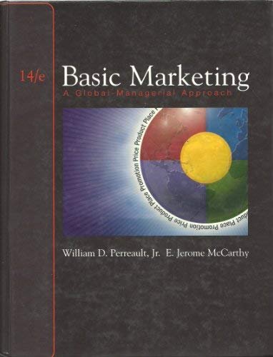 9780075617938: Basic Marketing: A Global-Managerial Approach