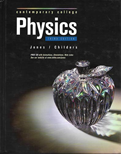 9780075618287: Contemporary College Physics