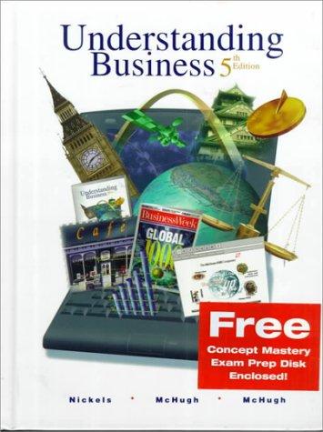 9780075618775: Understanding Business