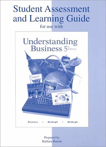 9780075618782: Understanding Business