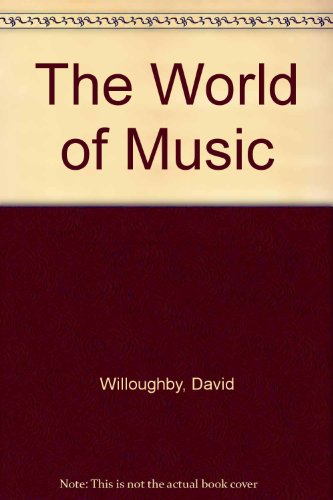9780075618812: The World of Music