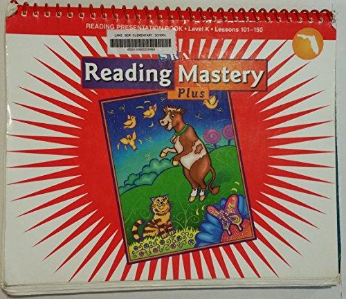 9780075689805: Reading Mastery Plus: Florida Reading Presentation Book Level K