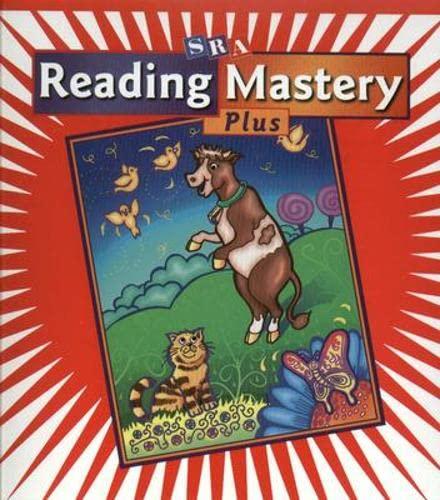9780075689881: Reading Mastery K 2001 Plus Edition: Language Presentation Book C