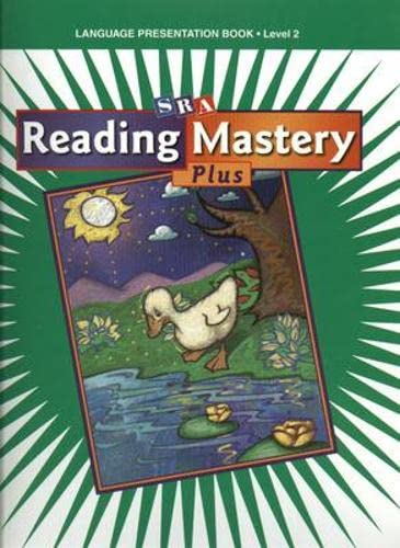 9780075690825: Reading Mastery 2 2001 Plus Edition: Language Presentation Book