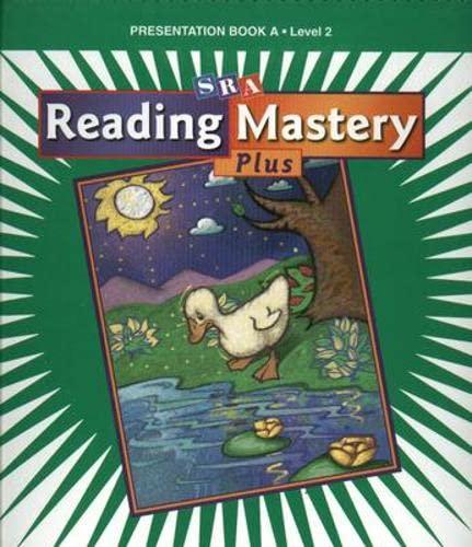 9780075690832: Reading Mastery 2 2001 Plus Edition: Presentation Book B