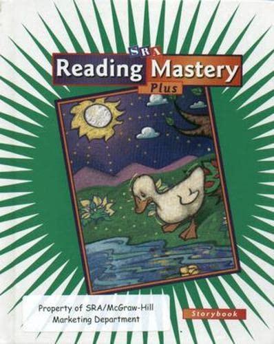 9780075690863: Reading Mastery Plus Grade 2, Storybook
