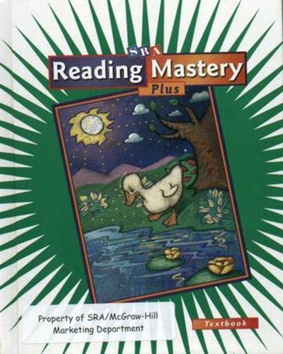 Reading Mastery Plus Grade 2, Textbook: McGraw-Hill Education, Engelmann,