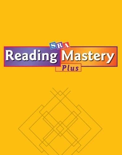 Reading Mastery Plus: Skills Folders, Grade 2: SRA