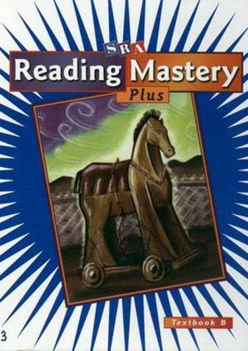 9780075691211: Reading Mastery Grade 3, Textbook B (Reading Mastery Level III)