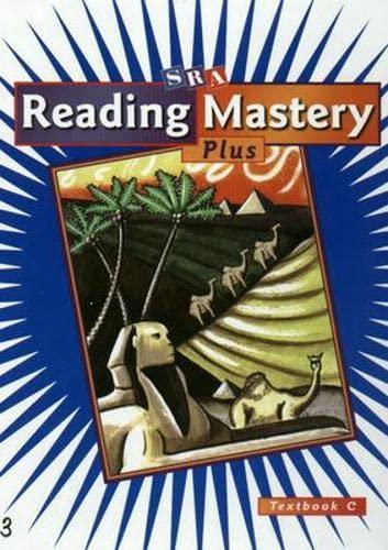 9780075691228: Reading Mastery Grade 3, Textbook C (Reading Mastery Level III)