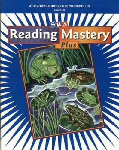 9780075691310: Reading Mastery Plus: Activities Across the Curriculum, Grade 3