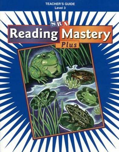 9780075691327: Reading Mastery Grade 3, Additional Teacher Guide (Reading Mastery Level III)