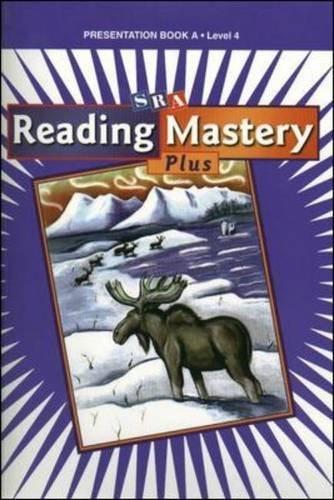 9780075691389: Reading Mastery Plus: Florida Presentation Book A Level 4