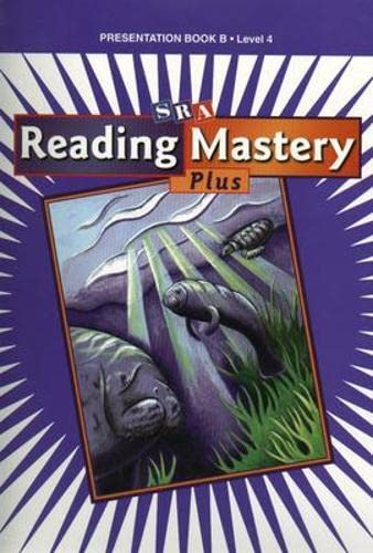 9780075691419: Reading Mastery 4 2001 Plus Edition: Presentation Book B