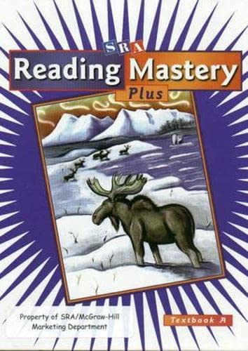 9780075691426: SRA Reading Mastery Plus - Textbook A - Level 4