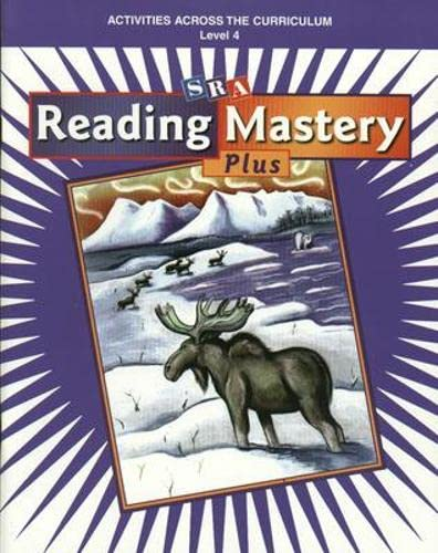 9780075691495: Reading Mastery Plus: Activities Across the Curriculum, Grade 4