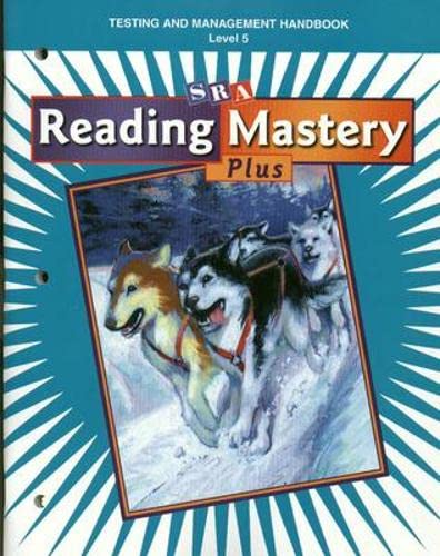 9780075691648: Reading Mastery 5 2001 Plus Edition: Test Handbook