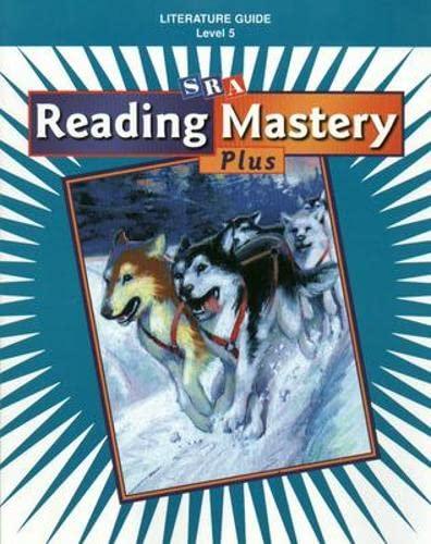 9780075691693: Reading Mastery Plus: Literature Guide, Grade 5