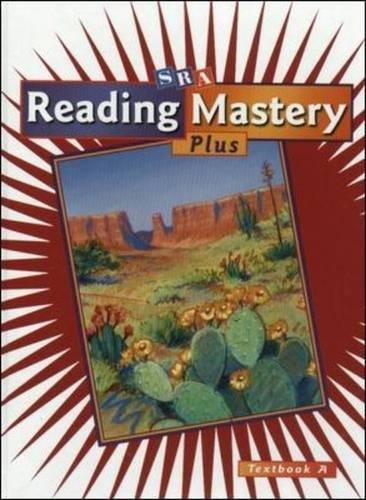 9780075691754: Reading Mastery Plus Grade 6, Textbook A (READING MASTERY LEVEL VI)