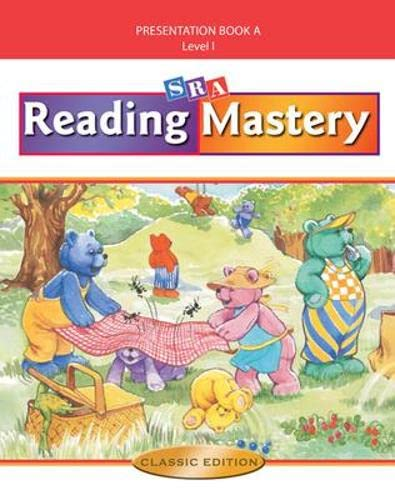 9780075691952: Reading Mastery I 2002 Classic Edition: Teacher Presentation Book A
