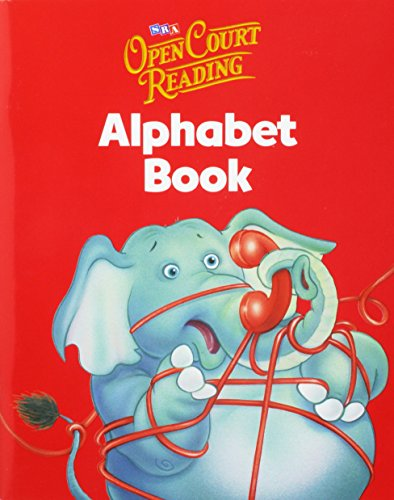 9780075692157: Open Court Reading: Alphabet Book (IMAGINE IT)