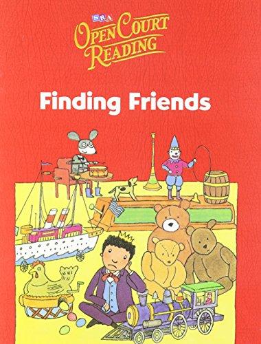 9780075692195: Open Court Reading: Finding Friends (IMAGINE IT)