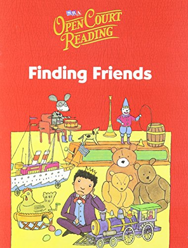 9780075692195: Open Court Reading: Finding Friends