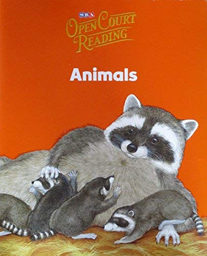 9780075692270: Open Court Reading - Big Book 2: Animals, Grade 1