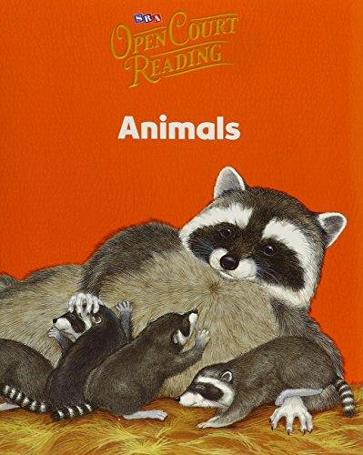 9780075692331: Open Court Reading: Animals