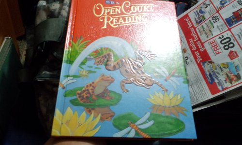 9780075692423: Open Court Reading - Student Anthology Book 1 - Grade 1: Student Anthology Book 1, Student Materials, Grade 1 ) 2002 (Leap into Phonics)