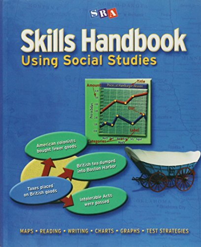 SRA skills handbook: Using social studies (9780075692522) by Richard G Boehm