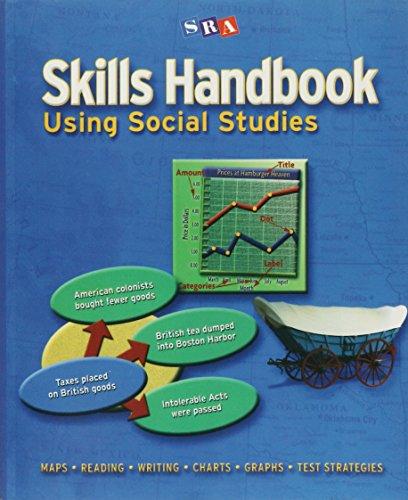 9780075692522: Skills Handbook: Using Social Studies, Level 4 (SRA Geography)