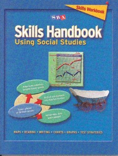 9780075692560: Social Studies Skills Workbook Level 4