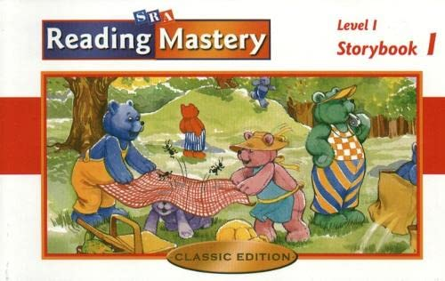 9780075692768: Reading Mastery Classic Storybook 1 Level 1