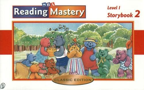 9780075692775: Reading Mastery Classic Level 1: Storybook 2 (Reading Mastery Signature Series)