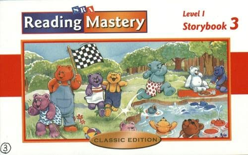 9780075692782: Reading Mastery Classic Storybook 3 Level 1